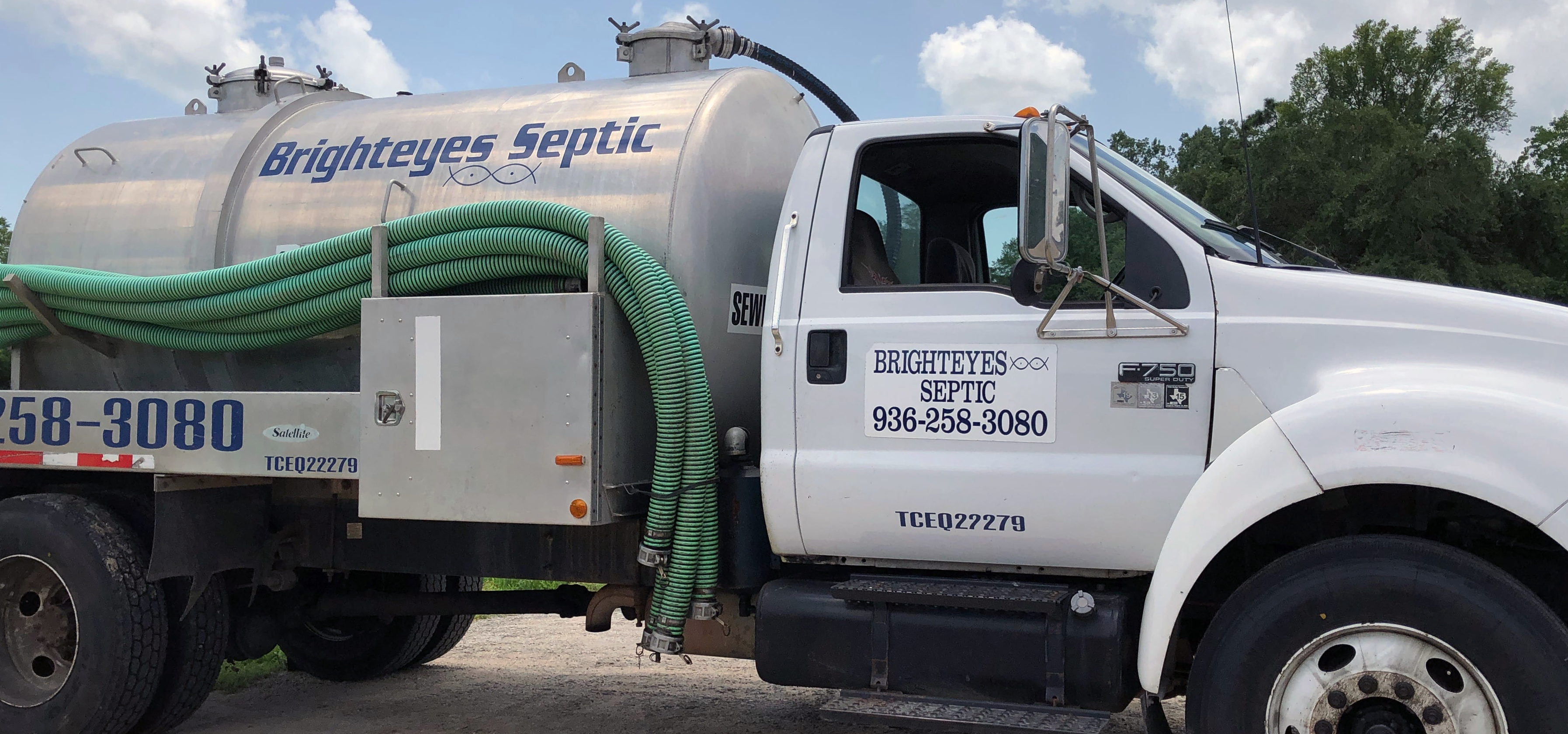 Brighteyes Septic Truck